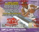 2000-01 Fleer Mystique - 24 Packs