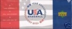 2004 USA Baseball 25th Anniversary Factory Set