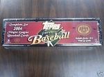 2004 Topps Baseball Factory Set