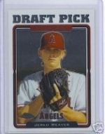 Jered  Weaver RC (Anaheim Angels)