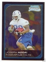 Joseph  Addai RC (Indianapolis Colts)