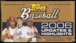 2006 Topps Updates & Highlights Baseball Factory Set