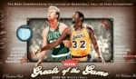 2005-06 Fleer Greats of the Game - 15 packs