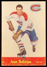 Jean  Beliveau (Montreal Canadiens )