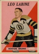 Leo Labine (Boston Bruins)