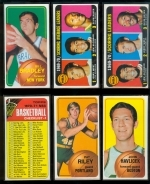 1970-71 Topps Complete Set