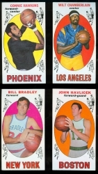1969-1970 Topps Complete Set