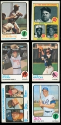 1973 Topps Complete Set