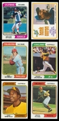 1974 Topps Complete Set