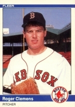 Roger Clemens RC (Boston Red Sox)