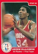 Akeem  Olajuwon (Houston Rockets)
