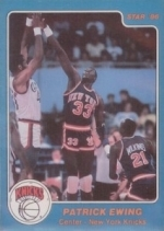 Patrick  Ewing RC (New York Knicks)