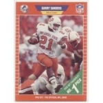 1989 Pro Set Complete Football Set