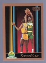 1990-91 SkyBox Series One Basketball Set