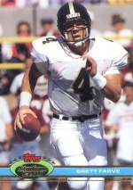 Brett Favre (Atlanta Falcons)