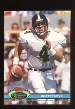 1991 Topps Stadium Club Complete Football Set