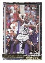 1992-93 Topps Series Two Basketball Set