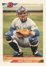 Mike Piazza RC (Los Angeles Dodgers)