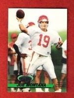 1993 Topps Stadium Club Complete Football Set
