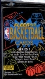 1994-95 Fleer Series One Complete Basketball Set