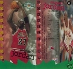1995-96 Fleer Jam Session Complete Basketball Set