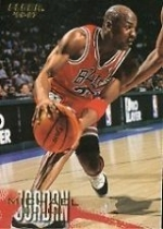 1996-97 Fleer Series One Basketball Set