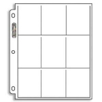 9 Pocket Pages (box of 100)
