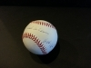 Richie Ashburn Autographed Baseball GAI (Philadelphia Phillies)