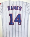 Ernie Banks Autographed Jersey (Chicago Cubs)