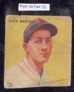 Dick Bartell (Philadelphia Phillies)