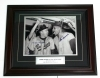 Duke Snider / Don Newcombe Dual Autographed 8 x 10 (Brooklyn Dodgers)