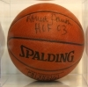 Robert Parish-Autographed Basketball (Celtics)
