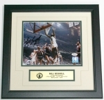 Bill Russell-Autographed 8x10 (Boston Celtics)