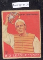 benny bengough (St. Louis Brown)