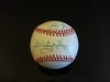 Yogi Berra / Whitey Ford Autographed Baseball - GAI (New York Yankees)