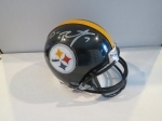 Ben Roethlisberger Autographed Mini Helmet (Pittsburgh Steelers )