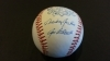 Joe Black Autographed Baseball - Steiner (Brooklyn Dodgers)