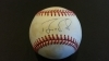 Barry Bonds Autographed Baseball - GAI (San Francisco Giants)