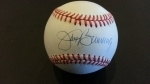 Jim Bunning Autographed Baseball (Detroit Tigers)