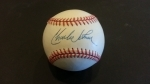 Charles Johnson Autographed Baseball - CSC (Florida Marlins)