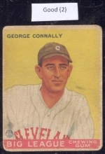 george connally (Cleveland Indians)