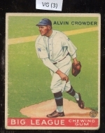 alvin crowder (Washington Senators)
