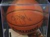 Julius Erving-Autographed Basketball-Global (Philadelphia 76ers)