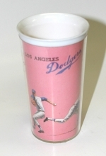 Don Drysdale  Volpe Cup (Dodgers)
