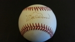 Bobby Doerr Autographed Baseball - GAI (Boston Red Sox)
