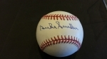 Duke Snider Autographed Baseball - GAI (Brooklyn Dodgers)