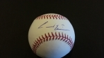 Andre Ethier Autographed Baseball (Los Angeles Dodgers)