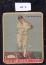 Lew Fonseca (Chicago White Sox)