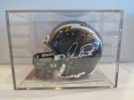 Dan Fouts Autographed Mini Helmet (San Diego Chargers )
