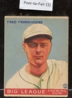 fred frankhouse (Boston Braves)